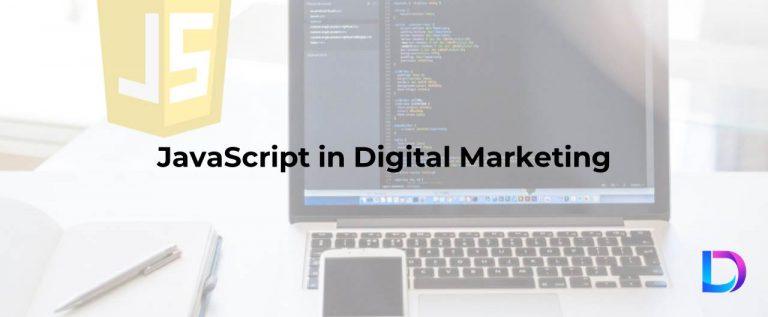 javascript in digital marketing