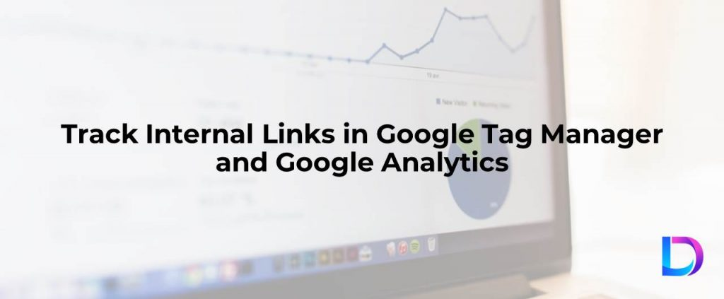 google analytics track internal links