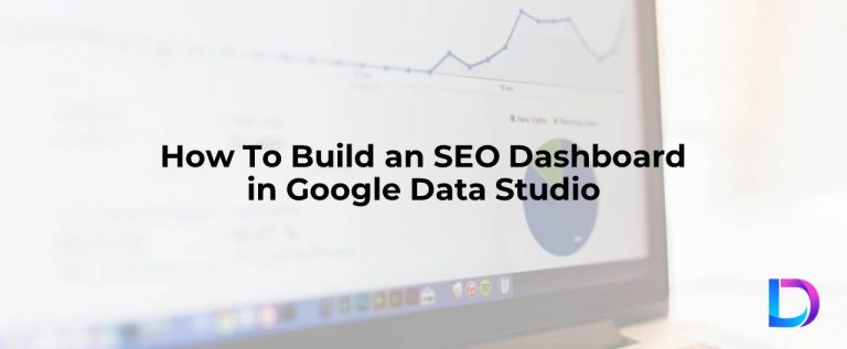 seo dashboard google data studio