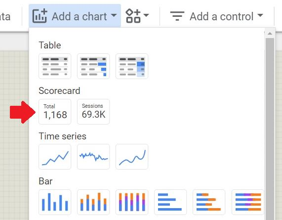 seo dashboard data studio 3 1