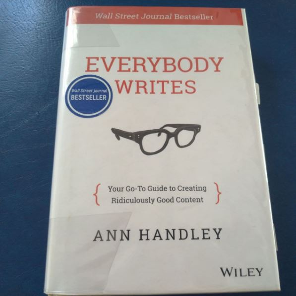 copywriting book everything writes