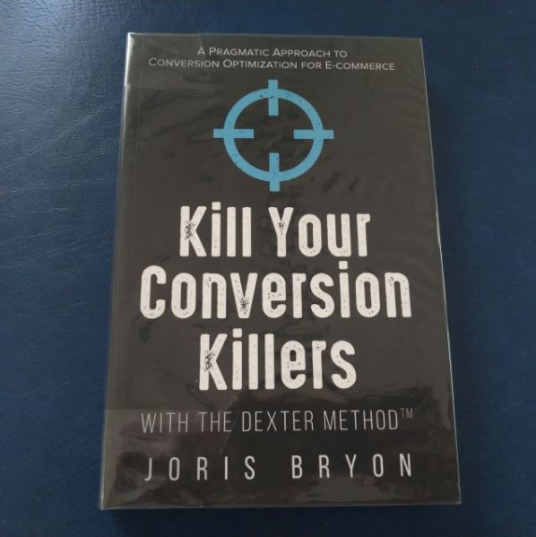 cro book kill your conversion killers