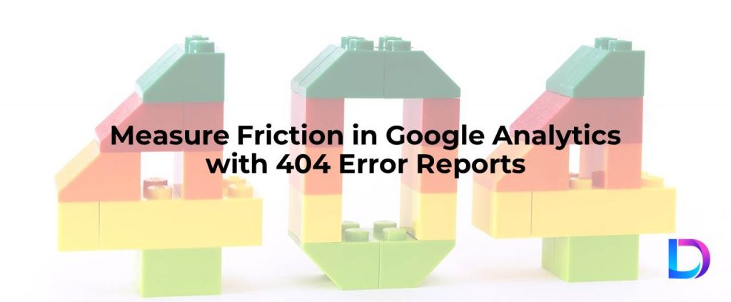 404 report google analytics