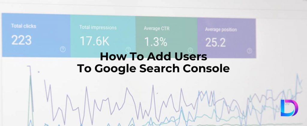 add user google search console