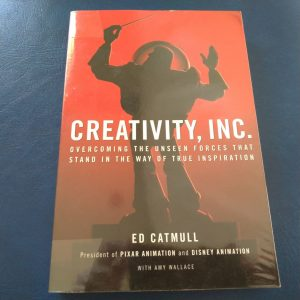 creativity book pixar1