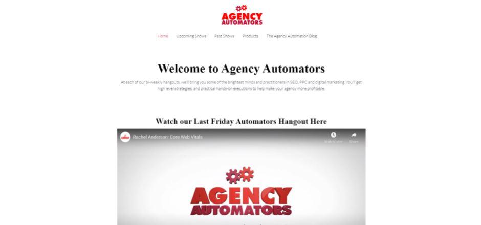 technical marketing agencyautomators