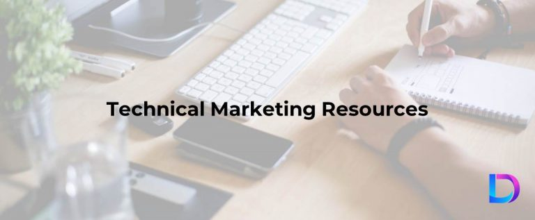 technical marketing resources