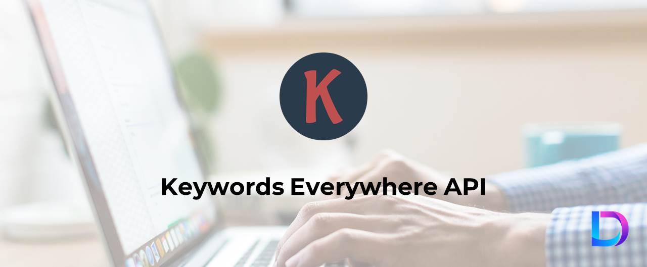 keywords everywhere api