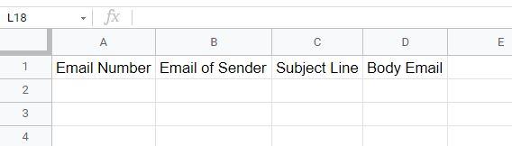 gmail to sheets integromat 11
